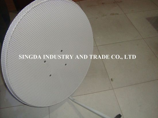 Mesh Ku-Band 60cm Satellite Dish (wind-resistant) pictures & photos