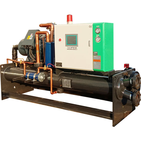 192kw New Wholesale Industrial Recirculation Water Cooled Screw Chiller Price