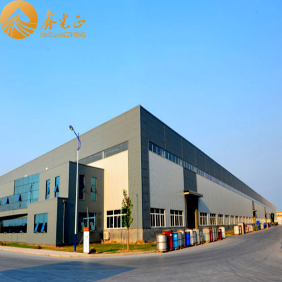 Prefabricated Steel Structure Warehouse (SS-21)