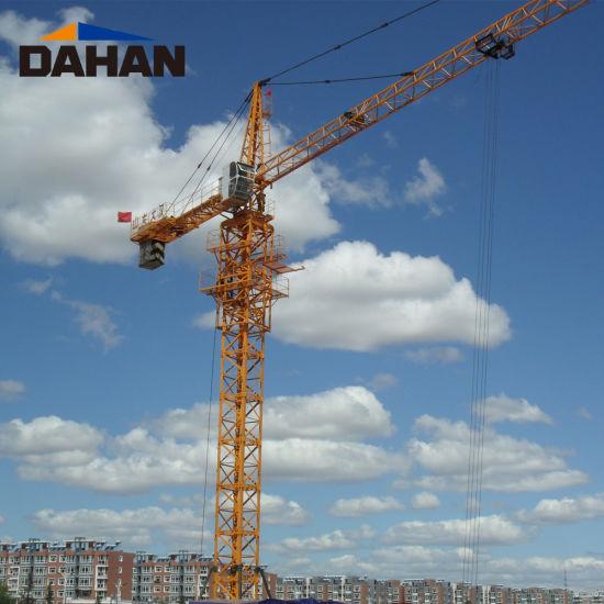 Qtz50 (5008) 4t Small Topkit Tower Crane