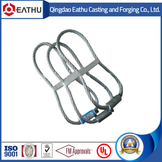 Cast in Lifting Loops, Wire Loops, Precast Concrete