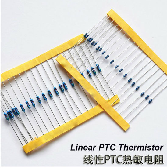 General Purpose Linear Leaded High Pulse Load 5% 1/4W PTC Resistor pictures & photos