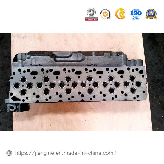 Cylinder Head Bare Isbe-6D 5.9L Qsb5.9 Engine Parts Project Construction 2831274