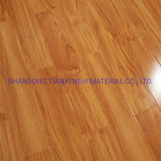 Vainge Click Laminate Floor Laminate Flooring HDF Floor in China