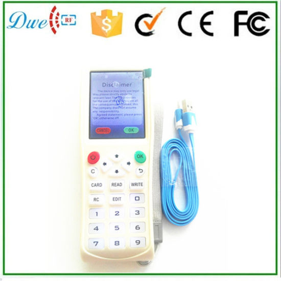 Icopy 3 RFID Cloning Devices Copier English Version Warranty 15 Months