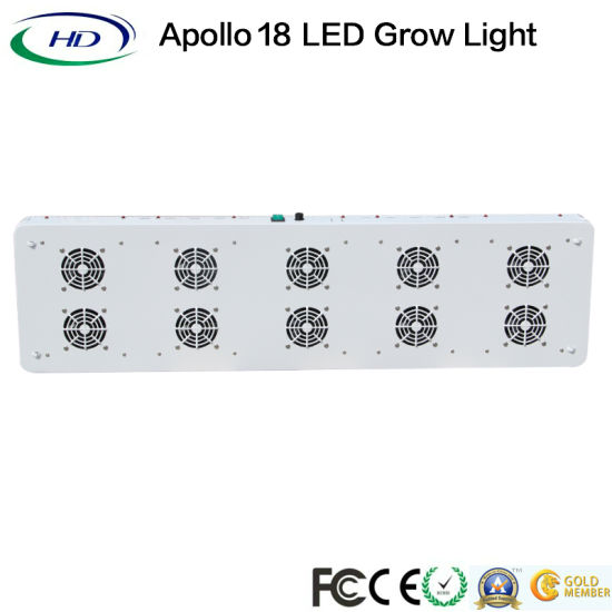 Full Spectrum Apollo 18 LED Grow Light for Medical Plants pictures & photos