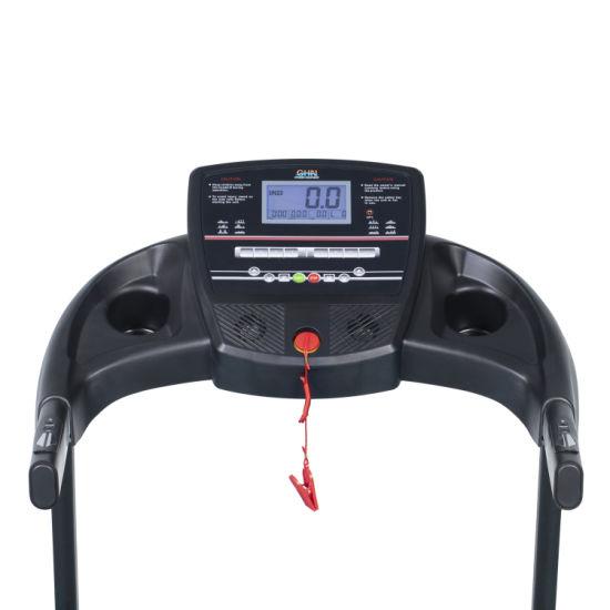 1.5HP DC Motor Motorized Life Fitness Treadmill Running Equipment