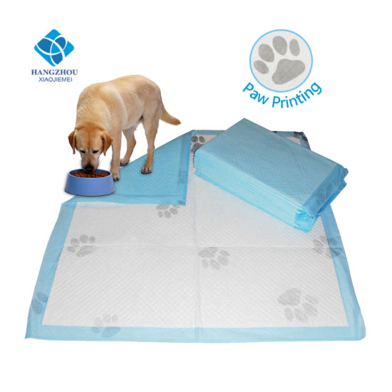 China Xiaojiemei Factory Disposable Indoor and Outdoor Pet Wee-Wee Pads for Dogs pictures & photos