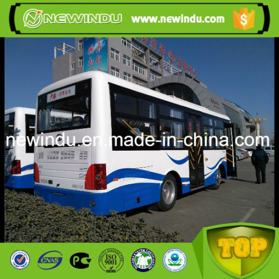 9.8m Shaolin Bus with 45 Seats pictures & photos