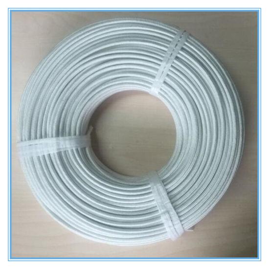 China Fiberglass Braid High Temperature Insulation Resistance Wire ...