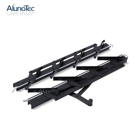 China Aluminium and Glass Window Naco Louver Frame Gallery with 4 ...