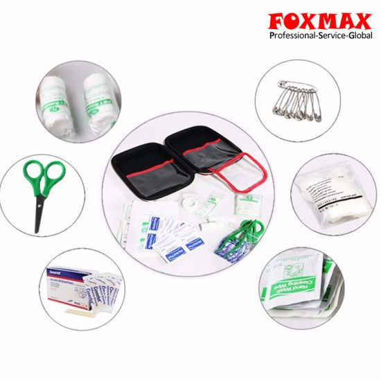 Surgical Supplies Medical Plastic First Aid Box pictures & photos