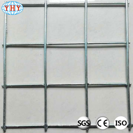 China Square 5X5 Welded Wire Mesh Sizes for Cages - China Welded ...