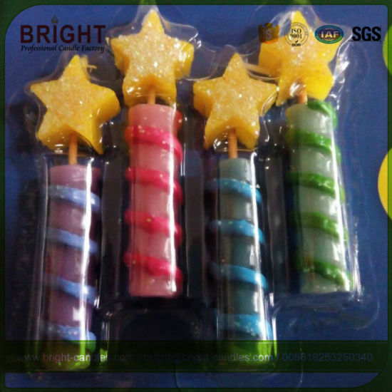 Classic Shaped Birthday Candles Wholesale