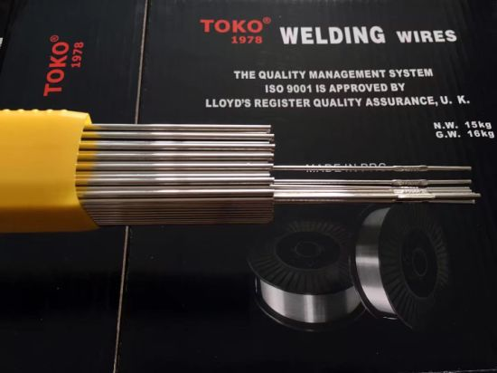 Duplex Stainless Steel TIG Welding Rods Aws A5.9 E2209 pictures & photos