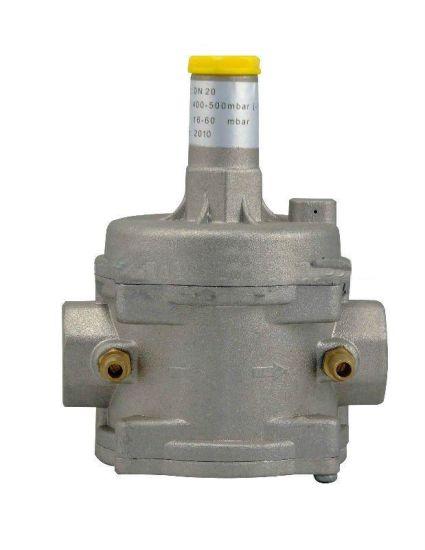 China Aluminium Natural Gas Filter Pressure Reducing Valve - China