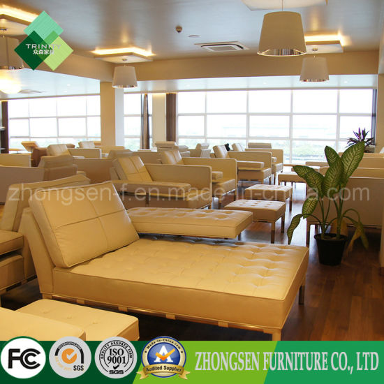 Guangdong Furniture Fabric Sofa Chairs Used On Hotel Lobby