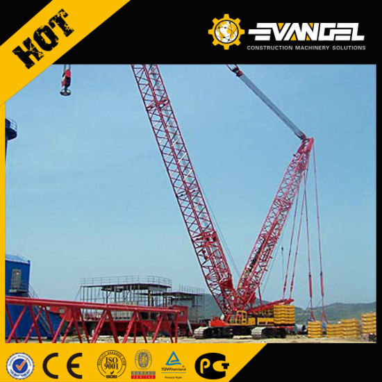 Sany 260 Ton Large Hydraulic Crawler Crane (SCC2600A) pictures & photos