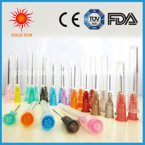 2018 Hot Sale Medical Disposable Hypodermic Syringe Needle