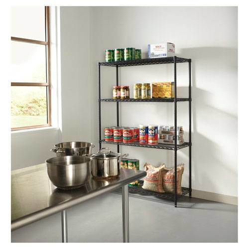 Portable Wire Display Rack, Wire Shelf, Metal Shelving pictures & photos