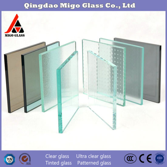 China 12mm Glass Price Tempered Glass Sliding Door Tempered Glass Wall Toughened Glass Table Top China Glass Door Clear Glass