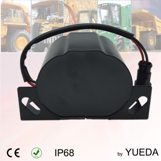 112dB Beep Sound, Human Voice, White Noise Back Buzzer Used on Excavating  Machinery