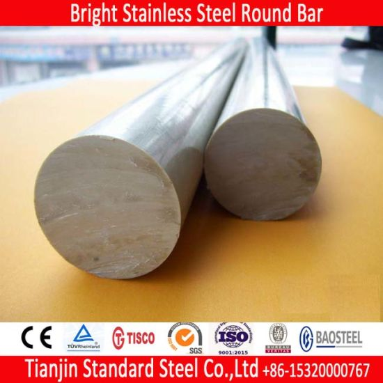 Stainless Steel Round Bar (316 316L 316h 316Ti) pictures & photos