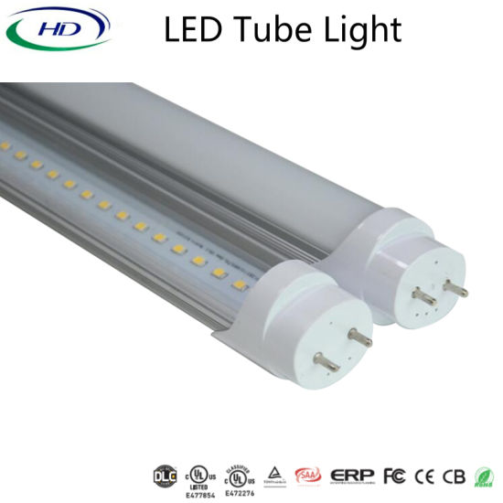 36W 8FT Compatible T8 LED Tube Light (Plug and Play) pictures & photos