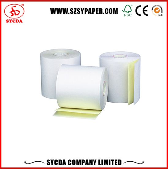 High Quality Carbonless Paper Rolls