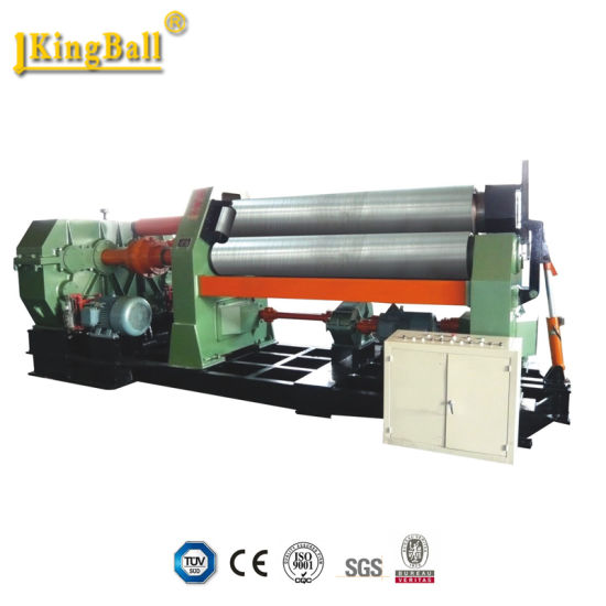 W11-3 Roller Metal Plate Rolling Machine Shaping Equipment for Bending Rolling and Leveling