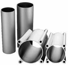 Factory Price Extruded Pneumatic Cylinder Aluminum Tube