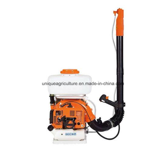 Metal Backpack Chemical Sprayers Power Mist/Duster Uq-420c