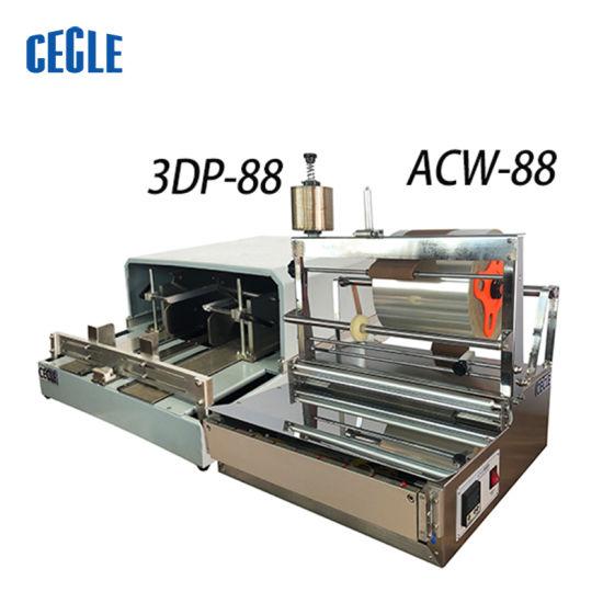 3dp-88 Acw-88 Semi-Automatic Three-Dimensional Packaging Machine Ironing Machine
