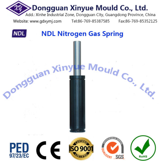 China International Standard Nitrogen Gas Spring for Moulds and Dies
