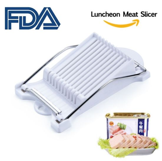 Hotsale FDA Stainless Steel Meat Slicer and Creative Meat Cutter Kitchen Tools pictures & photos