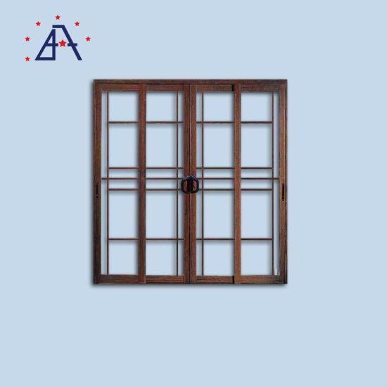 China Guangzhou House Window/Aluminium Frame Double Glazing