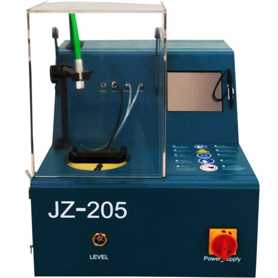 Jz-205 Common Rail Injector Test Bench