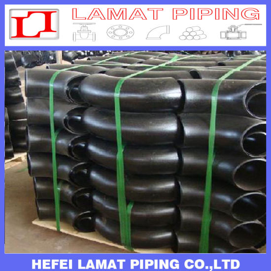 Carbon Steel Stainless Steel Seamless Butt-Weld Pipe Fitting