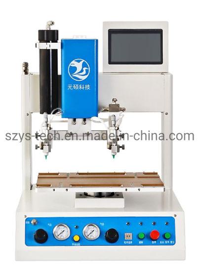 Semi-Automatic Glue Dispenser \ Glue Dispensing Machine