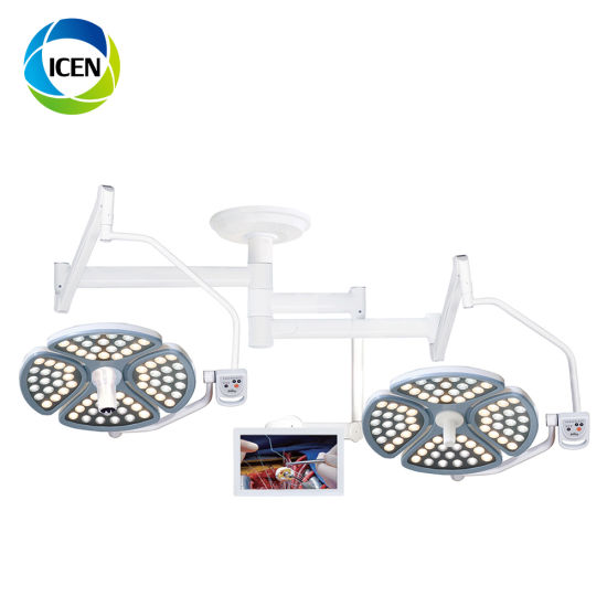 IN-I STZ4 Portable Cold Light Halogen Medical Operating Theatre Light With Camera
