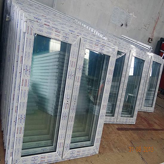 PVC Doors Windows Guangzhou Factory Casement Window Price