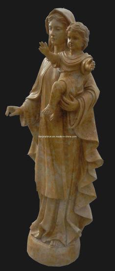 Stone Sculpture Virgin Maria (STT033)