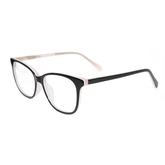 e67a5c885d1 China The Latest Glasses Frames for Girls Acetate Spectacles Frame ...