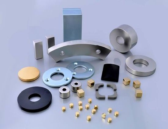 Motor Magnets with NdFeB Materials and Super Strong High Surface Gauss pictures & photos