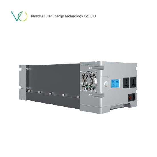 Euler Portable Inverter Controller All in One Solar Energy Home System with Factory Price 2 Years Warranty