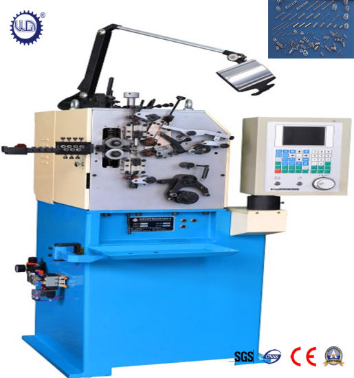 High Quality CNC Spring Coiling Machine