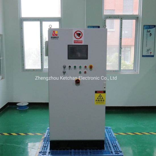 Medium Frequency Induction Heating Equipment for Metal Lathe Tool Brazing Welding Soldering
