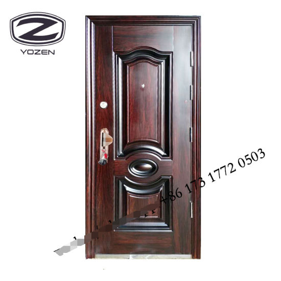Egypt Door Design Security Steel Door for Home  sc 1 st  Yuanzheng Security Group Co. Ltd. & China Egypt Door Design Security Steel Door for Home - China Turkey ...