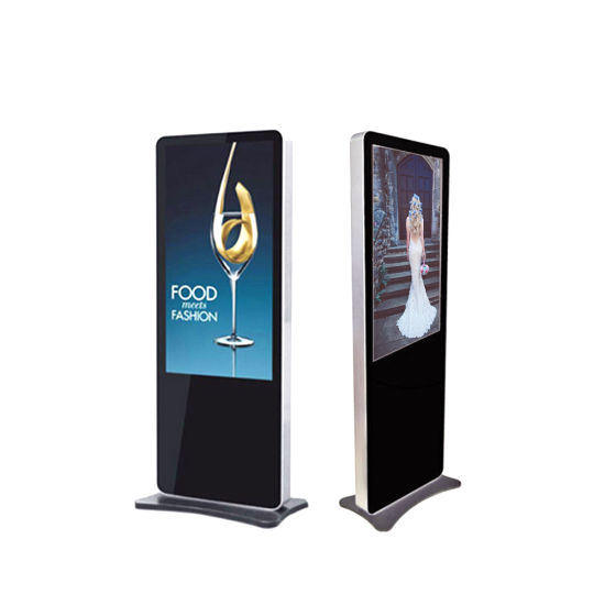 55 Inch Indoor Android IR Media Player Box for Digital Signage Kiosk