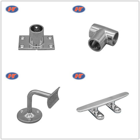 Customized Discout Stainless Steel 304/316 Marine Fitting with Free Sample